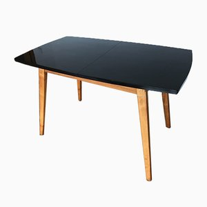 Model 1326 Folding Table by Lejkowski&Leśniewski for Krakowskie Fabryki Mebli, 1960s