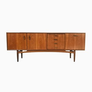 Mid-Century Teak Sideboard by Victor Wilkins for G-Plan, 1960s