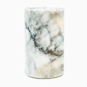 Paonazzo Marble Toothbrush Holder from Fiammettav Home Collection