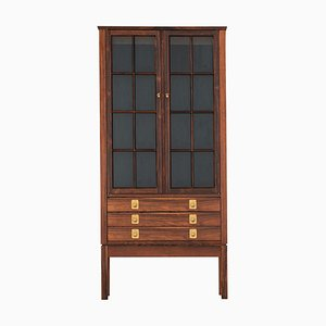 Rosewood Cabinet Attributed to Torbjørn Afdal for Mellemstrand Møbelfabrik, Norway, 1960s