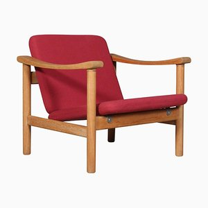 Lounge Chair by Hans J. Wegner for Getama, 1970s