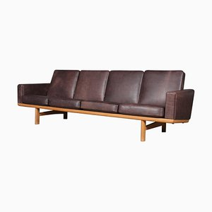 4-Seat Sofa by Hans J. Wegner for Getama