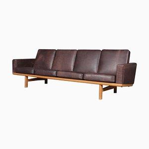 4-Sitzer Sofa von Hans J. Wegner für Getama