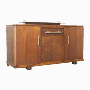 Rosewood 'T WoonHuys Amsterdam School Buffet, 1930s