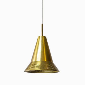 100 Pendant Lamp by Hans Bergström for Ateljé Lyktan, 1940s