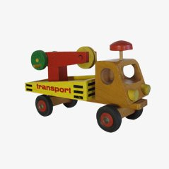 Vintage Decorative Children's Toy Truck