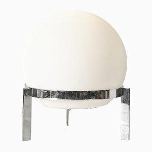 Luna Tischlampe von Alfred Halblützel für Swiss Lamps International, 1960er