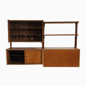 Mid-Century Danish Teak Shelf by Poul Cadovius for for Royal System
