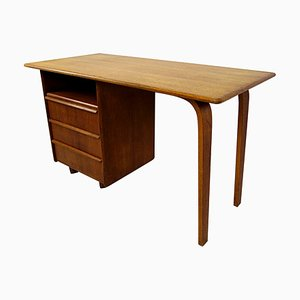Mid-Century Model EB02 Desk by Cees Braakman for Pastoe