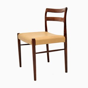 Rosewood Dining Chairs by Soren Willasden, 1960s, Set of 6