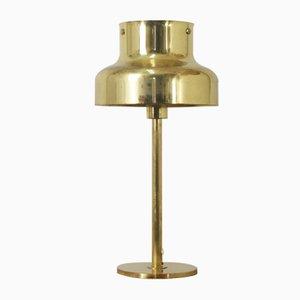 Mid-Century Messing Tischlampe von Anders Pehrson für Ateljé Lyktan, 1960er