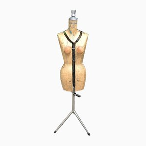 Mid-Century Adjustable Mannequin