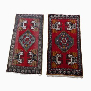 Small Turkish Rugs, 1970s, Set of 2