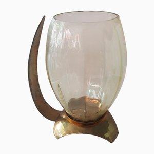 Teelicht von Alfred Schaefter, 1950er