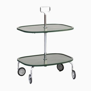 Serving Trolley by Antonio Citterio & Glen Oliver Löw for Kartell, 1990s