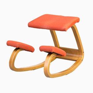 Modell Variable Ergonomischer Beistellstuhl von Peter Opsvik für Stokke, 2001
