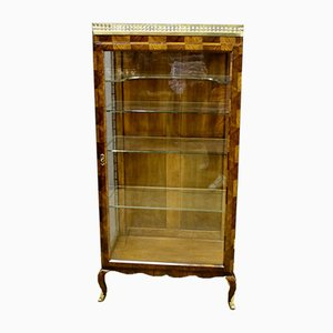19th Century Louis XV Style Rosewood Wall Unit