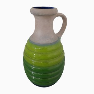 Large Pumpkin Ceramic Vase from Carstens Tönnieshof, 1970s