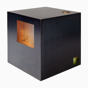 Cube Side Table by Harry Clark for harryclarkinterior