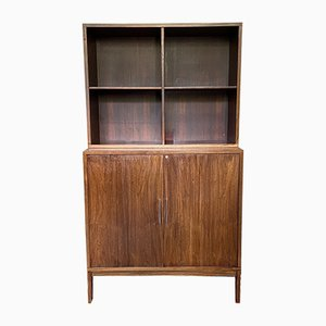 Mid-Century Danish Rosewood Bookcase Cabinet from SB Mobler, 1967