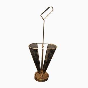 Mid-Century Italian Umbrella Stand, 1950s