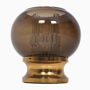 Schwedische Tischlampe von Carl Fagerlund für Orrefors, 1960er