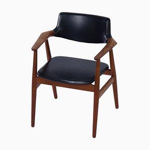 Dänischer Armlehnstuhl von Svend Åge Eriksen für Glostrup, 1960er