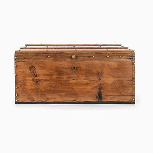 Wooden Chest, 1940s