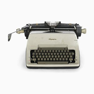 Typewriter from Olympia, 1960s