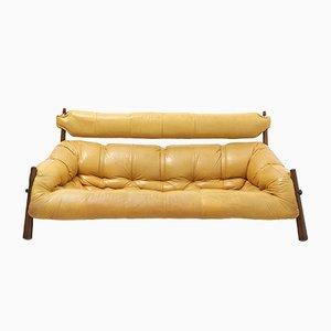 Brasilianisches Sofa von Percival Lafer für MP Lafer, 1960er