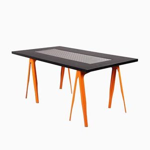 Industrial Dining Table from Tolix, 1980s