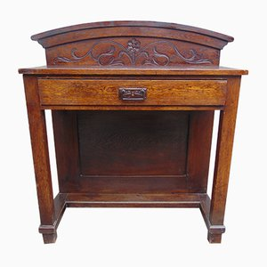 Antique Standing Cabinet