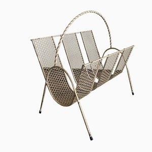 Porte-Revues Mid-Century Style de Mathieu Matégot, 1950s