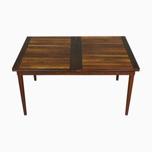 Mid-Century Rosewood Dining Table from Skovmand & Andersen