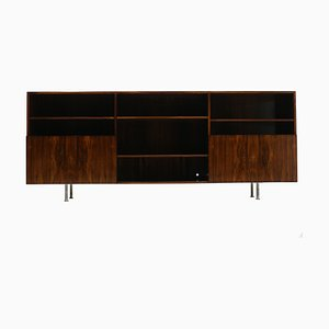 Mid-Century Rosewood Bookcase by Ib Kofod Larsen