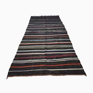 Vintage Turkish Goat Hair Kilim Rug, 1970s