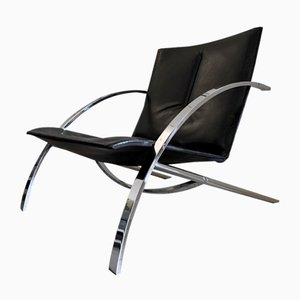 Vintage Arco Club Chair by Paul Tuttle for Strässle