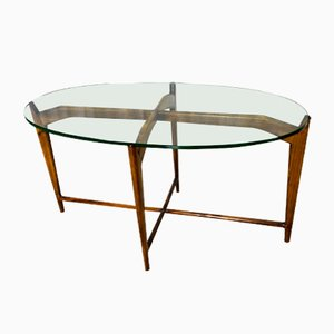 Mid-Century Italian Coffee Table by Ico Luisa Parisi, 1950s