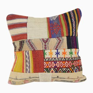 Ramazan Pillows 001 Patchwork Kissenbezug AK80