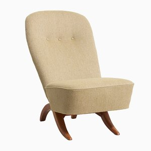 Mid-Century Congo Easy Chair by Theo Ruth for Artifort, 1950s