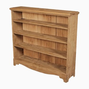 Rustic Oak Shelves, Set of 2