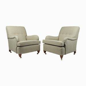 Antique Armchairs, 1910s, Set of 2