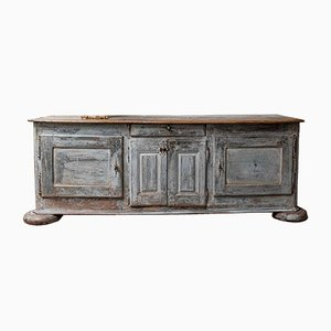 18th Century French Painted Country House Sideboard