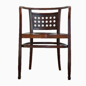 Antiker österreichischer No. 721 Stuhl von Otto Wagner für K & K Khon, 1900er