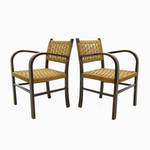 String Chairs, 1970s, Set of 2