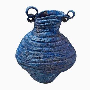 Frasco azul de Anna Lea Clelia Tunesi