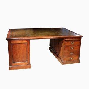 Large Antique Desk