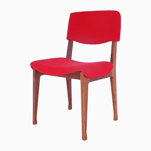 Chaises de Salon Mid-Century de MIM, Set de 4
