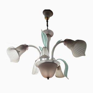 Venetian Chandelier from Vetri Lamp, 1999