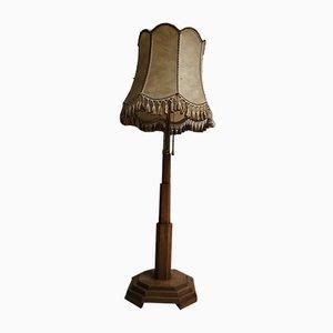 Stehlampe im Art Deco Stil, 1960er